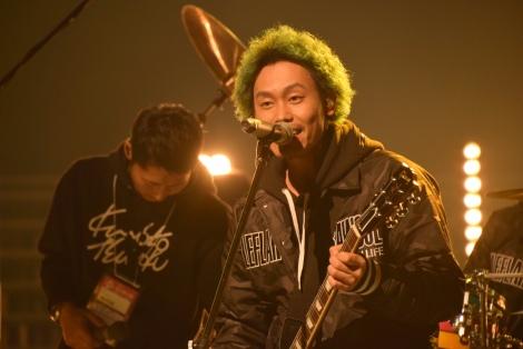 『第68回NHK紅白歌合戦』のリハーサルに参加したWANIMA・KO-SHIN (C)ORICON NewS inc.