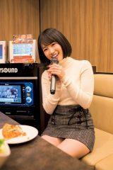 5日発売『FLASH』に登場したHKT48・朝長美桜 (C)今村敏彦/週刊FLASH