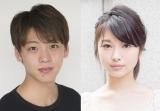 映画『センセイ君主』で初共演する竹内涼真、浜辺美波