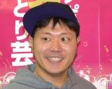 『R-1ぐらんぷり2018』1回戦後の囲み取材に応じたエハラマサヒロ (C)ORICON NewS inc.