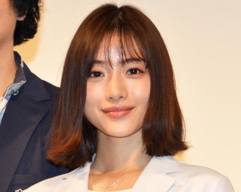 TBS系連続ドラマ『アンナチュラル』の制作発表に出席した石原さとみ (C)ORICON NewS inc.