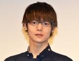 TBS系連続ドラマ『アンナチュラル』の制作発表に出席した窪田正孝 (C)ORICON NewS inc.