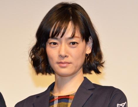 TBS系連続ドラマ『アンナチュラル』の制作発表に出席した市川実日子 (C)ORICON NewS inc.