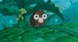 宮崎駿監督、三鷹の森ジブリ美術館オリジナル短編アニメーション最新作『毛虫のボロ』3月21日より映像展示室「土星座」で上映へ(C)2018 Studio Ghibli