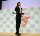 カイがターンを披露=WOWOW『連続ドラマW 春が来た』完成披露試写会 (C)ORICON NewS inc.