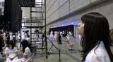 1月9日放送、カンテレ・フジテレビ系『7RULES(セブンルール)』乃木坂46の齋藤飛鳥に密着(C)カンテレ