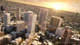 2027年度頃の渋谷駅周辺イメージ 中央手前が渋谷ストリーム(C)東京急行電鉄