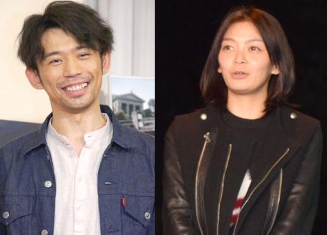 サムネイル (左から)岡田義徳、田畑智子 (C)ORICON NewS inc.