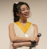 映画『ピンカートンに会いにいく』完成披露試写会イベントに出席した内田慈 (C)ORICON NewS inc.