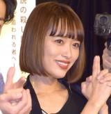 映画『ジョン・ウィック:チャプター2』4K UTD・ブルーレイ・DVDリリースイベントに参加した近藤千尋 (C)ORICON NewS inc.