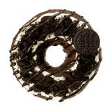 ミニオレオがまるごと1個のった『スイートアメリカオレオ バニラクリーム チョコ』