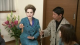 15日放送のTBS系『ナイナイのお見合い大作戦!』(後8:00)に出演するデヴィ夫人 (C)TBS