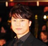 主人公の吹き替え声優を担当した上川隆也 (C)ORICON NewS inc.