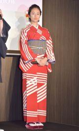 映画『伊藤くん A to E』の公開直前イベントに出席した木村文乃 (C)ORICON NewS inc.