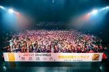 地元名古屋のZepp Nagoyaには2公演計3600人のファンが集結(C)AKS