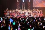 2回目公演で披露した「SKE48」(C)AKS