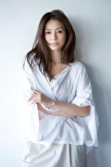 連続テレビ小説『半分、青い。』(4月2日スタート)に出演がきまった井川遙
