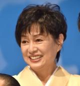 舞台『笑う巨塔』製作発表会に出席したかとうかず子 (C)ORICON NewS inc.