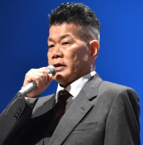 舞台『笑う巨塔』製作発表会に出席した梅垣義明 (C)ORICON NewS inc.