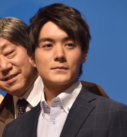 舞台『笑う巨塔』製作発表会に出席した松本享恭 (C)ORICON NewS inc.