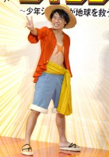 ドラマ『ドラマ24 オー・マイ・ジャンプ!〜少年ジャンプが地球を救う〜』試写会後記者会見に出席した伊藤淳史 (C)ORICON NewS inc.