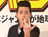 ドラマ『ドラマ24 オー・マイ・ジャンプ!〜少年ジャンプが地球を救う〜』試写会後記者会見に出席した柳俊太郎 (C)ORICON NewS inc.