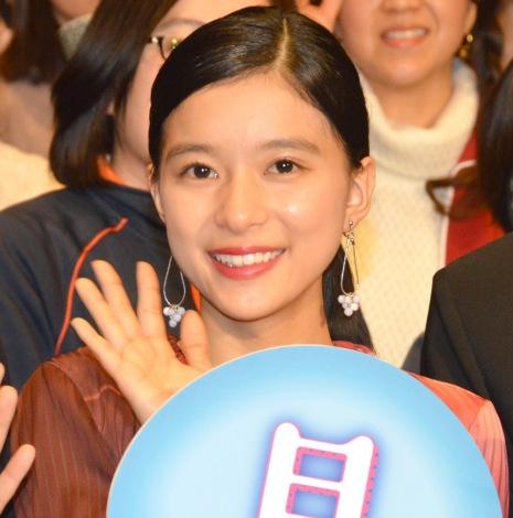 ドラマ『海月姫』の第一話完成披露試写会に出席した芳根京子 (C)ORICON NewS inc.