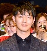 ドラマ『海月姫』の第一話完成披露試写会に出席した工藤阿須加 (C)ORICON NewS inc.