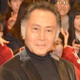 ドラマ『海月姫』の第一話完成披露試写会に出席した北大路欣也 (C)ORICON NewS inc.