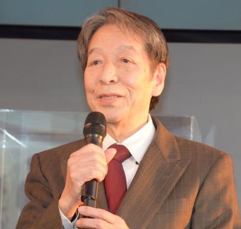『スペースインベーダー』開発者の西角知宏氏 (C)ORICON NewS inc.