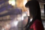1月スタートのMBS・TBSドラマイズム連続ドラマ『賭ケグルイ』より。浜辺美波 (C)河本ほむら・尚村透/SQUARE ENIX・ドラマ「賭ケグルイ」製作委員会・MBS