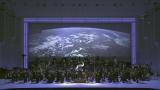 宇宙を感じられる4K映像(C)NHK