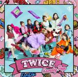 TWICE日本2ndシングル「Candy Pop」ONCE JAPAN盤