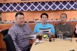 木村拓哉のファンで、『帰れま10』創成期のメンバーだったブラックマヨネーズ・小杉竜一も参戦(C)テレビ朝日