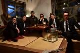 テレビ東京系連続ドラマ『バイプレイヤーズ〜もしも名脇役がテレ東朝ドラで無人島生活したら〜』(2月7日スタート)シーズン1に続いて竹原ピストルがエンディングを飾る(C)「バイプレイヤーズ2018」製作委員会