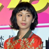 映画『伊藤くんA to E』公開記念舞台あいさつに登壇した夏帆 (C)ORICON NewS inc.
