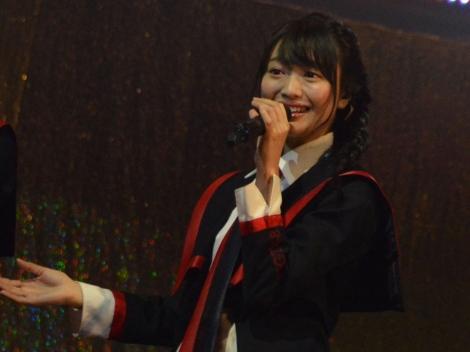 TOKYO DOME CITY HALLで1月13日に行われた『NGT48 単独コンサート~未来はどこまで青空なのか?~』の模様 (C)ORICON NewS inc.