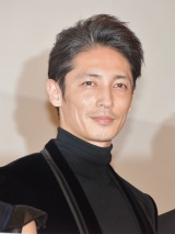 映画『悪と仮面のルール』初日舞台あいさつに登壇した玉木宏 (C)ORICON NewS inc.