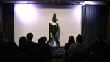テレビ東京のドキュメンタリードラマ『MASKMEN』マスク芸人・人印。その正体は斎藤工であることが明らかに(C)「MASKMEN」製作委員会