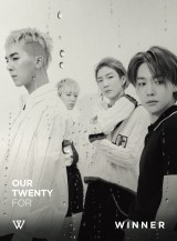 WINNERニューアルバム『OUR TWENTY FOR』初回盤