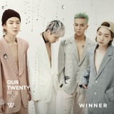 WINNERニューアルバム『OUR TWENTY FOR』CD only盤