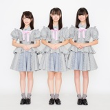 シュークリームロケッツ(左から)長月翠、小澤愛実、松本ももな(C)ラストアイドル製作委員会