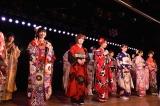 AKB48劇場でファンにも晴れ着をお披露目(C)AKS
