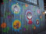 東京ディズニーシーで「ピクサー・プレイタイム」がスタート(3月19日まで)メキシコ料理レストラン「ミゲルズ・エルドラド・キャンティーナ」の外装(C)ORICON NewS inc.