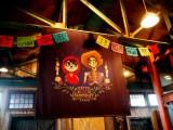 東京ディズニーシーで「ピクサー・プレイタイム」がスタート(3月19日まで)メキシコ料理レストラン「ミゲルズ・エルドラド・キャンティーナ」の店内(C)ORICON NewS inc.