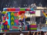 東京ディズニーシーで「ピクサー・プレイタイム」がスタート(3月19日まで)エンターテインメント・プログラム「ピクサー・プレイタイム・パルズ」のジェシー(『トイ・ストーリー』シリーズ) (C)ORICON NewS inc.