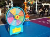 東京ディズニーシーで「ピクサー・プレイタイム」がスタート(3月19日まで)ウォーターフロントパークにある『トイ・ストーリー』がテーマのゲームブース (C)ORICON NewS inc.