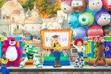 東京ディズニーシーで「ピクサー・プレイタイム」がスタート(3月19日まで)写真は「ピクサー・プレイタイム・パルズ」より(C)Disney