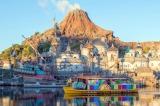 東京ディズニーシーで「ピクサー・プレイタイム」がスタート(3月19日まで)写真は「ピクサー・パルズ・スチーマー」より(C)Disney