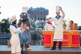 """東京ディズニーシーで「ピクサー・プレイタイム」がスタート(3月19日まで)写真は「レミーの""""誰でも名シェフ""""」より(C)Disney"""